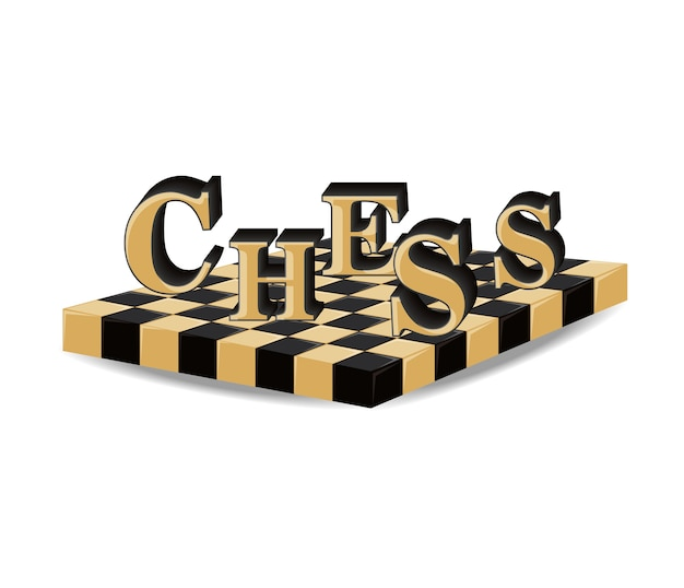 Chess board design
