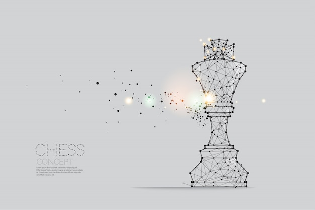 Шахматы Premium векторы