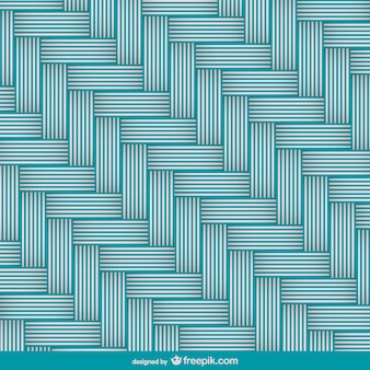 Chevron braid pattern vector