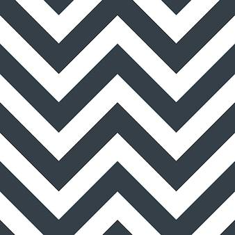 Chevrons seamless pattern, zigzag background retro vintage design. monochrome black and white classic shevron. vector texture
