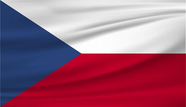 Chez national flag