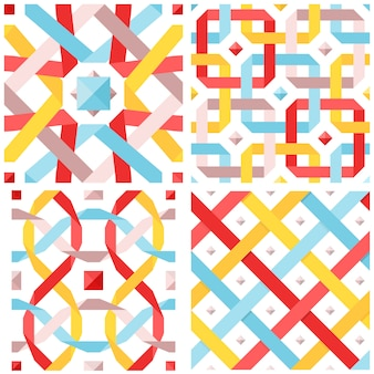 Chic vector seamless pattern