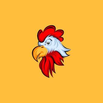 Chicken head design