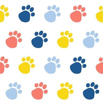 Childish baby nappy  fabric textileseamless pattern background