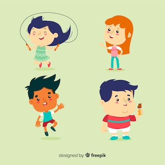 Children Eating Vectors Photos And Psd Files Free Download
