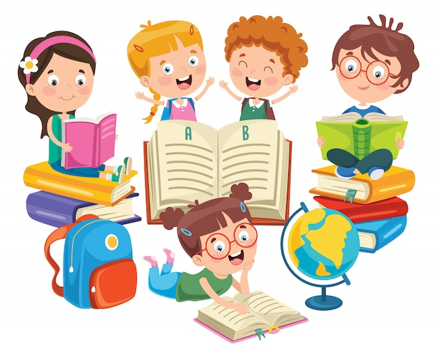 Children education | Premium Vector