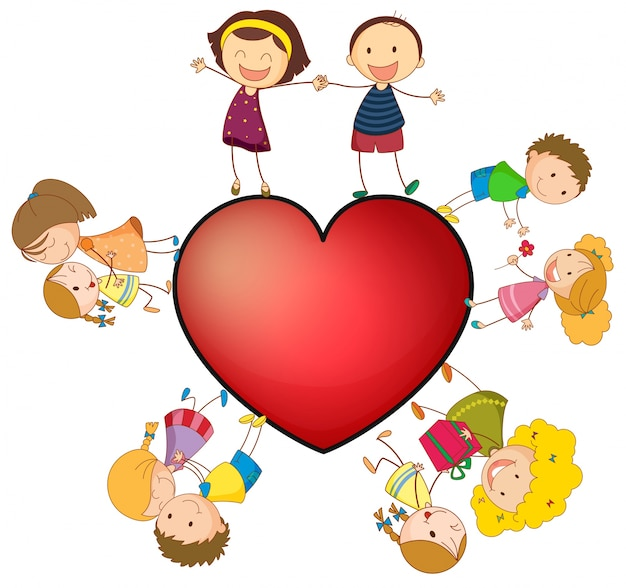 Children and heart