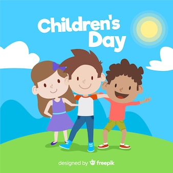 Children's day background