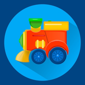 Children's toy train
