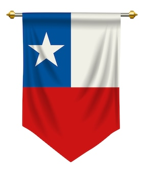 Chile pennant