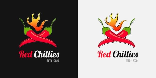 スパイシーフードレストラン事業のチリスパイシーソースロゴ