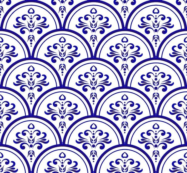 Chinaware pattern