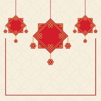 중국 램프 디자인