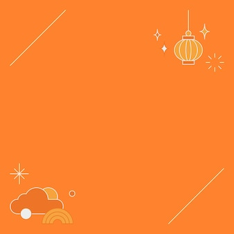 中国の中秋節の背景