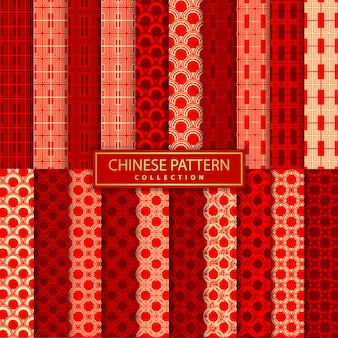 Chinese pattern collection