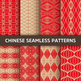 Chinese seamless pattern.