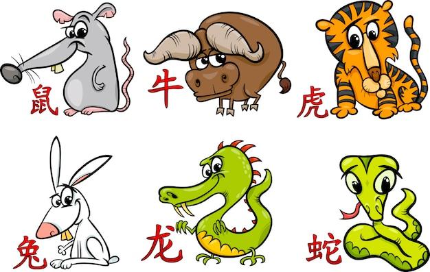 Знаки гороскопа зодиака