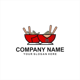 Логотип chinesse bowl