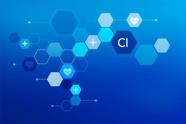 Chlorine background