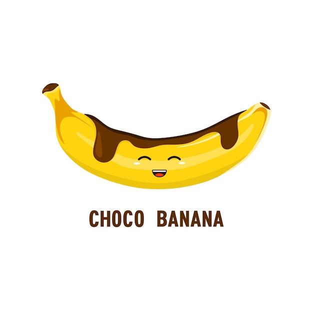 Choco banana logo