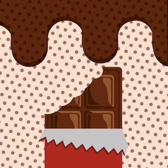 チョコレートココアカード