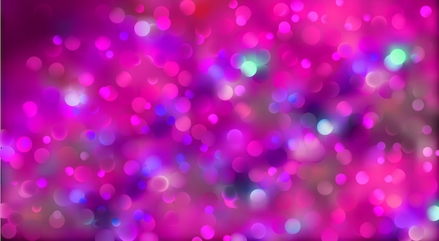 Christmas abstract light background.