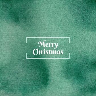 Рождество абстрактная акварель затенение кисти фоновой текстуры