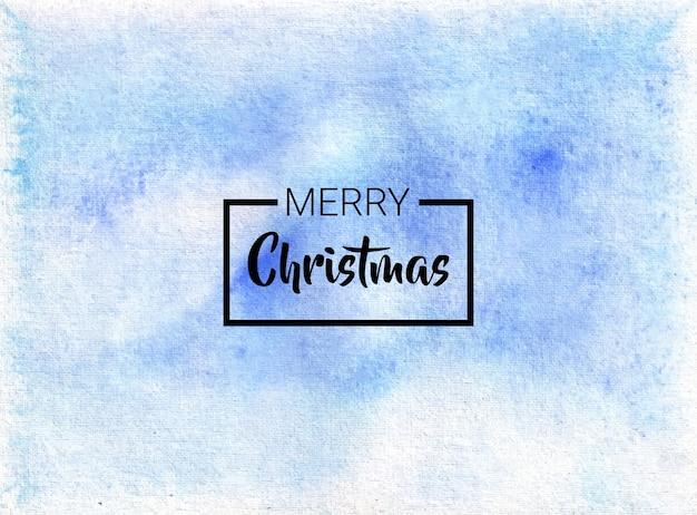 クリスマス抽象的な水彩シェーディングブラシの背景テクスチャ