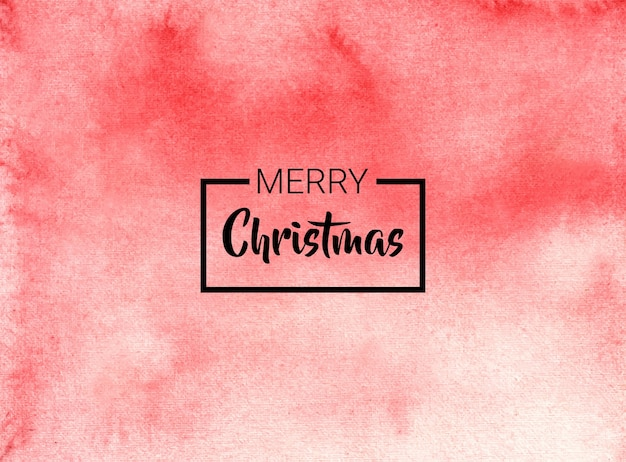 Christmas abstract watercolor shading brush background texture