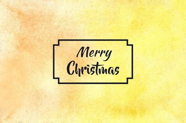 크리스마스 추상 수채화 음영 브러시 배경 텍스처