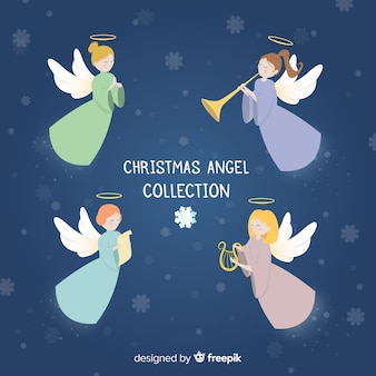 Christmas angel collection