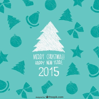 Christmas background for 2015