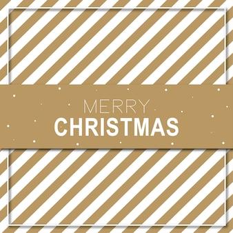 Christmas background strip