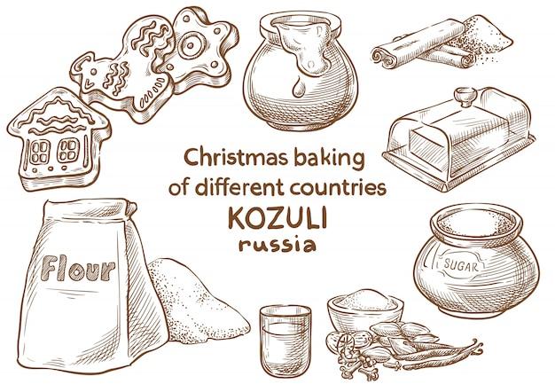 クリスマスベーキング