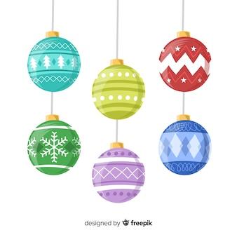 Christmas ball collection