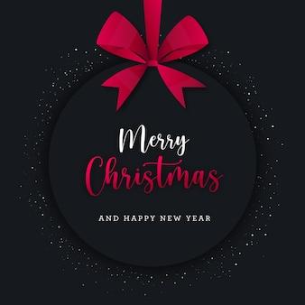 最高の願いを込めてクリスマスボール
