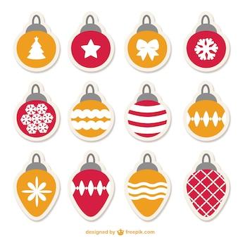クリスマスボールはパック