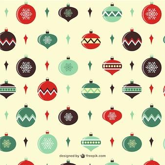 크리스마스 공 패턴