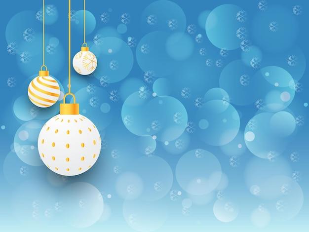크리스마스 배너 화려한 배경 디자인