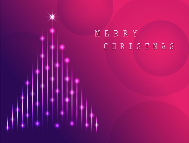 Christmas banner vector christmas background