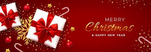 크리스마스 배너.