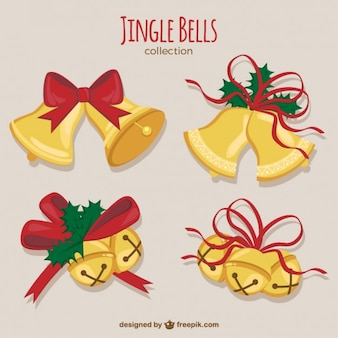 Christmas bells collection