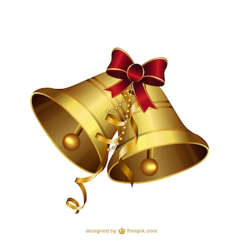 Christmas bells illustrations