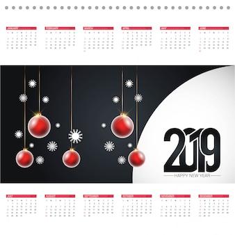 Christmas calendar 2019