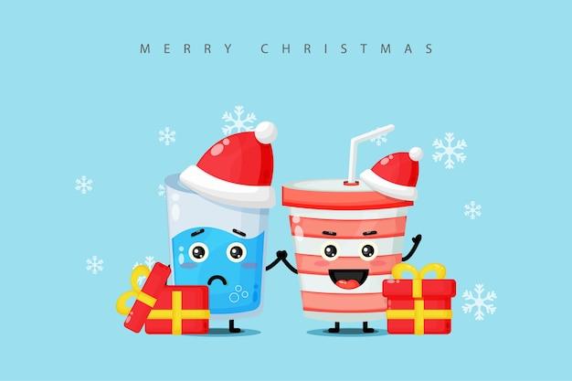 Рождественский мультфильм приветствие