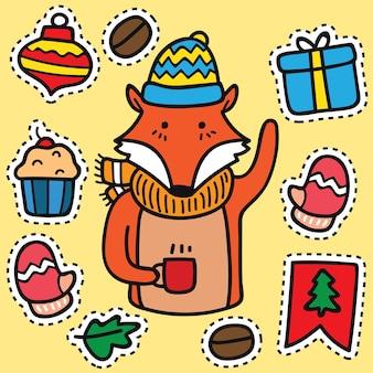 Рождественский персонаж