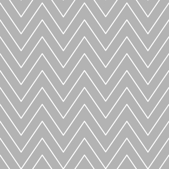 Рождественский шеврон узор абстрактный фон с белыми зигзагообразными полосами на сером фоне вектор ...