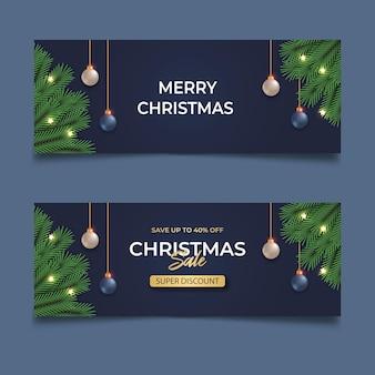 어두운 색상 개념으로 크리스마스 표지 판매 사진