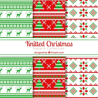 Christmas cross stitch patterns