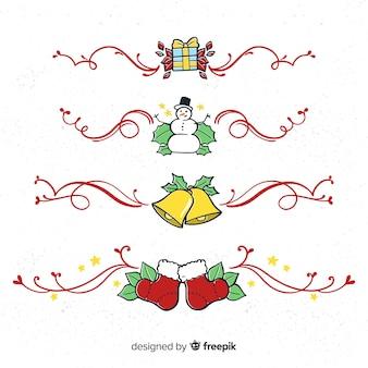 크리스마스 장식 화환